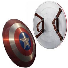 Captain America Shield Metal, Elmo, Captan America, Captain America Cosplay, Ultimate Man Cave, Super Soldier, Movie Props, Marvel Cinematic, Marvel Avengers