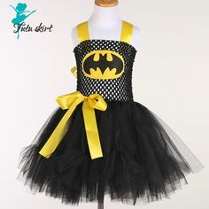 Girls Tutu Dresses Sleeveless Halloween Costume Easter Day Kids Cosplay Dress For 2-12 Years Old Children Clothing #Affiliate