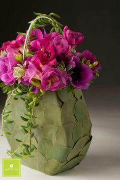 flower purse