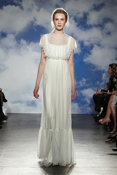 Victorian inspired design from Jenny Packham's 2015 Bridal Collection