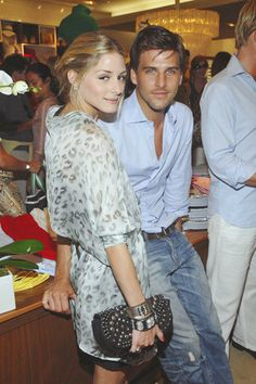 olivia palermo johannes huebl, they are depressing perfect couple..he is so hot~
