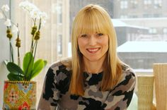 Another inspiration; Amy Astley, beauty editor of Teen Vogue