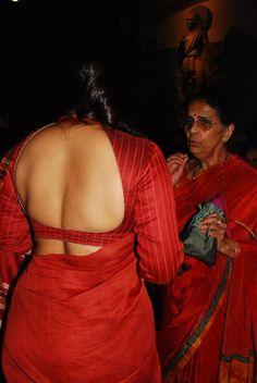 Vidya Balan Shows Of Her Back In Sexy Saree (Watch Her Here) -- http://www.youtube.com/watch?v=3grZ20uJBkk