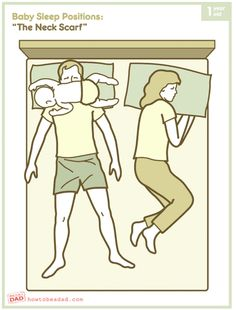 The Truth About Co-Sleeping With Kids (PHOTOS)