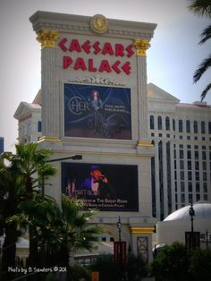 Caesars Palace construction started in 1962. Many towers and the Coliseum have been built since, and expansion is still happening today. Currently there are 3,960 rooms in 6 towers.