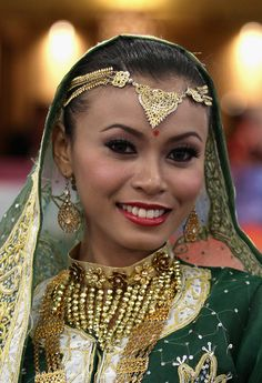 face of malaysia