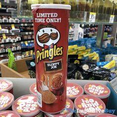 SPOTTED ON SHELVES: Limited Time Only Sloppy Joe Pringles