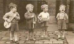 Bajitos cantores