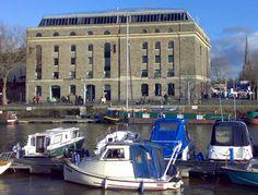 The Arnolfini Gallery of contemporary arts, Bristol