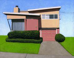 Westlake Pink 3 by Leah Giberson