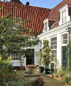 Gratis wandeling door Haarlem: Ontdek de Haarlemse hofjes