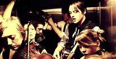 Neon Bible in Elevator Arcade Fire, Bon Iver, Funeral, Paris, Fleet Foxes, Fire Video, Album Of The Year, Music Film, My Way