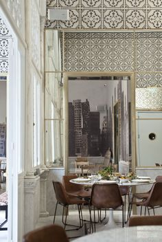 From Paris to Beirut, the LIZA Restaurant | http://www.yatzer.com/liza-restaurant-beirut