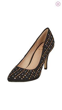 Sapato La Strada Preto