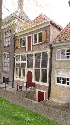 old house in Hoorn