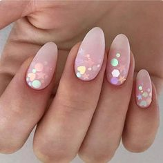 Nail Designs Almond Gallery 33 breathtaking designs for almond shaped nails nagel gel Nail Designs Almond. Here is Nail Designs Almond Gallery for you. Nail Designs Almond fresh designs to enhance your almond nails naildesignsjournal. Almond Acrylic Nails, Almond Shape Nails, Nails Shape, Almond Nails Pink, Short Almond Nails, Short Nails, Long Nails, Almond Nail Art, Short Almond Shaped Nails