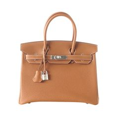 #Hermes #Birkin #Bag Gold Palladium Hardware