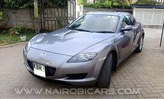 The best prices on new and used cars in Kenya @ www.nairobicars.com 2005 Mazda RX-8 Price: 830K http://www.nairobicars.com/views/Mazda_RX-8_Other_2005-719/
