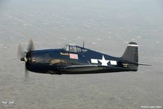 Leyte Gulf Aircraft Type: Grumman F6F Hellcat Organization: Commemorative Air Force – SoCal Wing Photo Credit:Luigino Caliaro