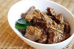 Beef Rendang Recipe (Rendang Daging)