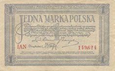 1 Marka Polska 1919