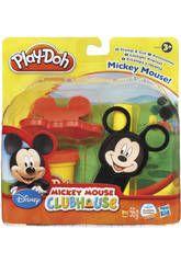 Playdoh Mickey y Minnie accesorios moldea y corta