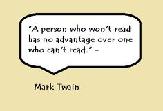 Choose to read