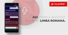 AVI - primul asistent vocal în limba română . AVI este primul asistent vocal în limba română și a fost lansat de Allview. Deja a primit funcții interesante, dar ambitiile brașovenilor sunt mult mai mari. https://www.gadget-review.ro/avi/
