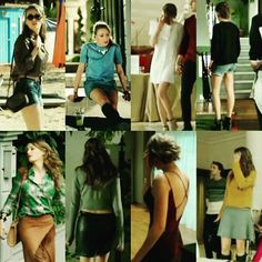 Serenay Sarıkaya Style 1 #SerenaySarıkaya please follow me,thank you i will refollow you later