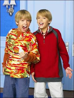the suite life of zack and cody:)