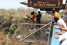 Victoria Falls  Bungee Jumping  Adventure Travel