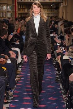 Sonia Rykiel Fall 2015 Ready-to-Wear Fashion Show Collection