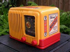 1939 RCA 46X2 AM Radio