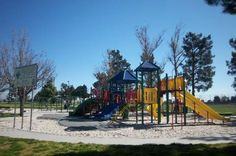 Ayala Park in Chino, CA. I walked here 2 miles while I waited for my son to get out of school..gotta do it.