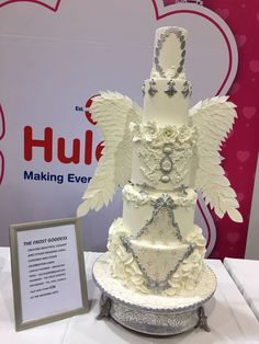 The Wedding Expo Cake Challenge with Huletts SA in Durban 2017 by Frost Goddess. Cake Competition, Wedding Styles, Wedding Ideas, Frost, Wedding Cakes, Bride, Elegant, Cake Ideas, Party