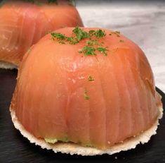 Cúpula de Salmón y Aguacate - Chef Club España