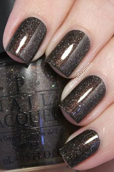 OPI My Private Jet (Grape Fizz Nails) (My Private Jet by OPI [new/second version]; one coat)