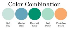 Color Combo-006 - Stampin Up