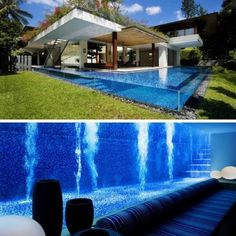 The coolest pool ever!