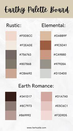 Pantone Colour Palettes, Color Schemes Colour Palettes, Pantone Color, Color Combos, Color Mixing Chart, Color Trends, Hex Color Palette, Pastel Colour Palette, Costura Vintage