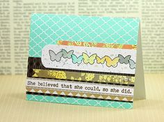 Card by Lisa Spangler