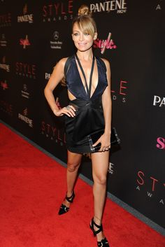 Nicole Richie at Style Awards