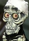 Achmed the Terrorist ventriloquist dummy.