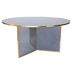 1stdibs - Cracked Glass Table by Kelly Wearstler explore items from 1,700  global dealers at 1stdibs.com