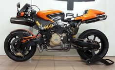 Yikes!! This is Darth Vador's bike for sure. Vyrus 984 Ultimate Edition
