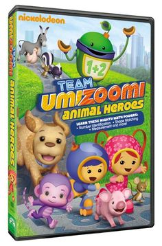 Adventures in Abbyland: Team Umizoomi: Animal Heroes Review (plus giveaway!)