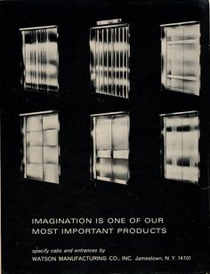 #TBT to this Watson Manufacturing Ad from the August 1966 issue of ELEVATOR WORLD! #EWbackissue #elevator #liftad