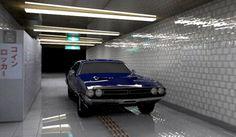 Car scene by stanculau on DeviantArt Scene, Deviantart, 3d, Design, Stage