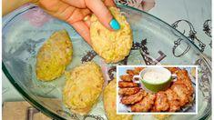 Když je doma zelí, jiné karbanátky nedělám: Starodávné zelňáky s mletým masem, připravené za minutku – celé rodině se sbíhají sliny! Rodin, Mashed Potatoes, Tacos, Food And Drink, Mexican, Cheese, Ethnic Recipes, Invite, Basket