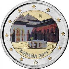 2 euro Spagna 2011